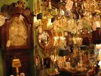 One of our favorite antique shops in nearby Lambertville, NJ.