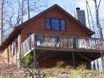 Spacious Decks at each cabin.