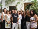 Friends at Dar Zaman