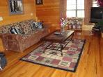 Lower Living Room/Queen Sleeper,32 in TV , DVD Player, PS3, Movies