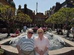 We are Bill and Kathy, the owners...just so you know we're real people. This was taken at EPCOT.