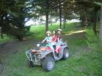 Quad Bike Safari's