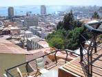 Queen Mary Duplex Views & Terrace