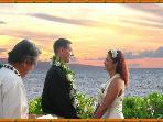 Great location for beachfront weddings