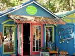 One of many quaint shops on Tybee
