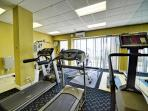 440 West exercise room