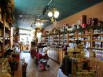 The Greaves Jams Store, jam filled with Gourmet Canadian Foods.  Staff are here 7 days a week.