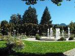 Kurpark Bad Ischl