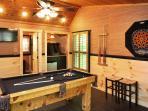 Loft Game Room