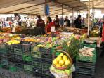 the  Campo dei Fiori market