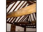 Original ceiling upstairs