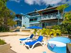 A Shade of Blues House - Bequia