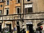 Apartment in Rome Jewish Ghetto via del Portico d'Ottavia