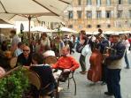 Apartment in Rome Jewish Ghetto - Trastevere