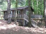 Secondary cottage Briar Patch: accomodates up to  4 adults