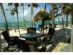 Beach side Dining Casa Caribbean Soul in Tankah