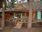 Lucky Tree Cabin *Well Behaved Dogs Welcome!*