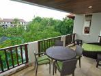 Classic Penthouse - Balcony & view