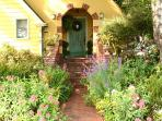 Arcata Stay's Rose Court Cottage studio vacation rental main residence