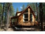 Luxury Cabin in Grand Canyon / Flagstaff area- Inquire for Last Minute Specials1