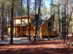 Raccoon Ranch Cabin in Grand Canyon/Flagstaff area
