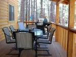 Eat Out Deck with BBQ