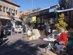 34 restaurants on Emek 5 min away