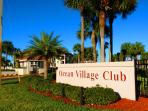 Ocean Village Club Beachfront, Gated, Fenced Oceanfront Community            Copyright #Anneflovc