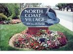 North Coast Village entrance