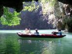 Canoe Adventures in Phang Nga Bay