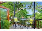 Guest House 1 veranda