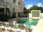 Pelicanos Vacation Rental Pool