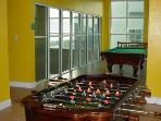 GREAT game room for everyone of us kids
