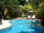 Beautiful Private Pool and Tropical Garden