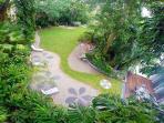 Casa Blanca - Gardens from a bird's eye view