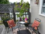 Forest View Deck Bistro Table & Chairs