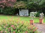 Forest View Stay Pretty Garden Below Deck