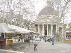 Attractions in Belgrano