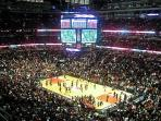 The United Center.  Home of Chicago Bulls and Blackhawks games and major concerts