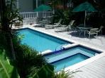 Heated Main Pool & Heated Jacuzzi