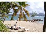 Pigeon Island Beach
