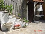 Private Entrance to garden apartment
