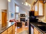 Tyra Aspen Kitchen Area Breckenridge Lodging