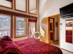 Tyra Aspen Bedroom Breckenridge Lodging