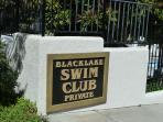 Blacklake Swim Club - Heated Pool & Spa
