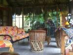 Living Room in the Palapa