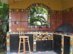 Izamal Oudoor Kitchen