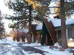 Big Bear Cozy Cabin 3
