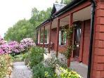 Hazelgrove Cottage Porch