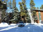 Tamarisk Condo in Winter Breckenridge Lodging Vacation Rentals